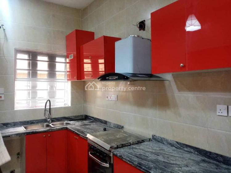 Newly Built Self Serviced 4 Bedrooms Terraced Duplex, Orchid Road,  Lekki Second Toll Gate, Lafiaji, Lekki, Lagos, Terraced Duplex for Rent