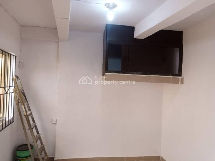 a Newly Built Spacious Room Self Contained, Ori-oke, Ogudu, Lagos, Self Contained (single Rooms) for Rent