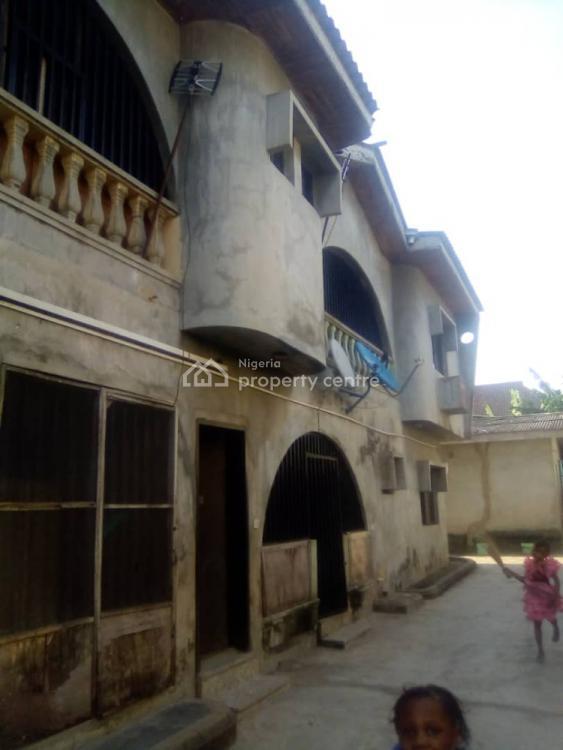 Block of 4 Flats, Off Ikotun Ijegun Road, Ijegun, Ikotun, Lagos, Block of Flats for Sale