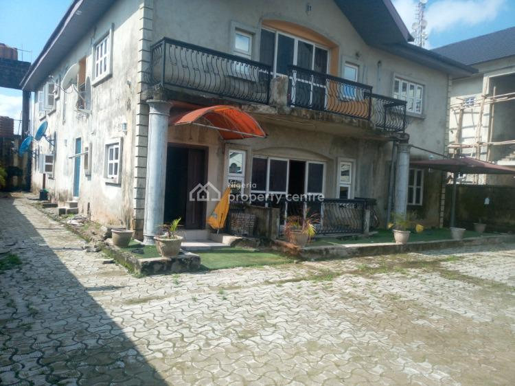 4 Bedroom Flat with 2 Units of 2 Bedroom & 3 Bedroom on 1 &half Plot, First Unity Estate Badore Road, Badore, Ajah, Lagos, House for Sale