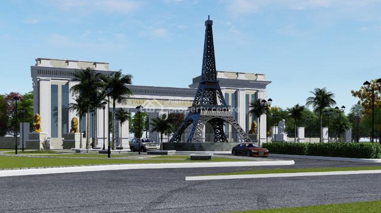 Paris Park and Gardens, Off Osogbo Ikirun Road, Osogbo, Osun, Residential Land for Sale