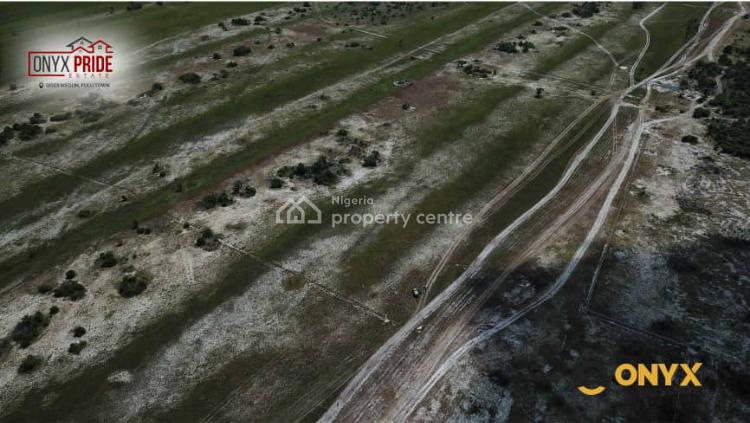Total Dry Land in a Serene Environment with Good Security, Ogidi Ikegun, Ibeju Lekki, Lagos, Residential Land for Sale
