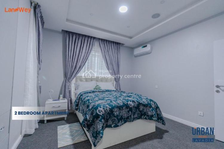 Luxury Finished  2 Bedroom Apartment, Lekki Expressway, Lekki, Lagos, Self Contained (single Rooms) for Sale