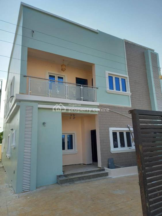 Luxury Built 4 Bedroom Duplex + Attached Bq, Nana Court, Sabon Lugbe, Lugbe District, Abuja, Detached Duplex for Sale