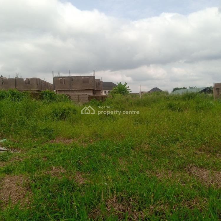 a Plot of Land, Makogi Via Ojodu Berger, Magboro, Ogun, Land for Rent