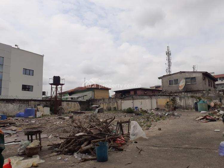 3,000 Sqm Commercial Land Available, Close to Allen Roundabout, Ikeja, Lagos, Commercial Land for Rent