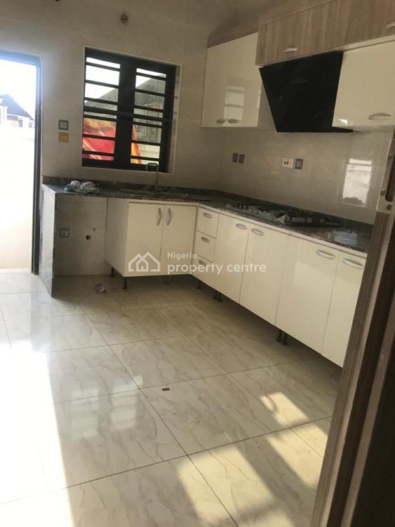 Newly Built Luxury 4 Bedrooms Terraced Duplex, Orchid Hotel Road, Lafiaji, Lekki, Lagos, Terraced Duplex for Rent