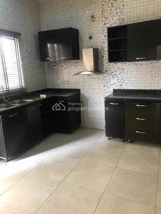 Well Built 3 Bedroom Apartment with Bq, Agungi, Lekki, Lagos, Flat for Rent