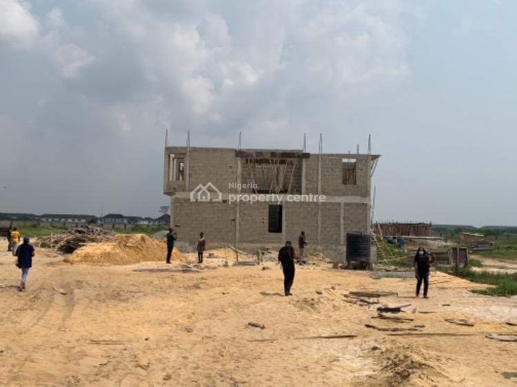 2 Bedroom Apartment Selling , 24 Months Payment Plan Available, The Milton...behind Coscharis Motors, Awoyaya, Ibeju Lekki, Lagos, Block of Flats for Sale