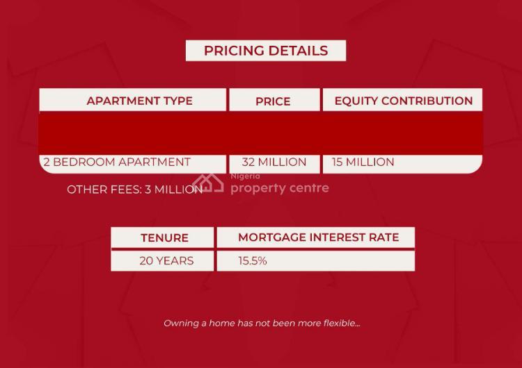 20years Payment Plan 2 Bedroom Apartment, Meadow Hall Way, Ikate Elegushi, Lekki, Lagos, Block of Flats for Sale