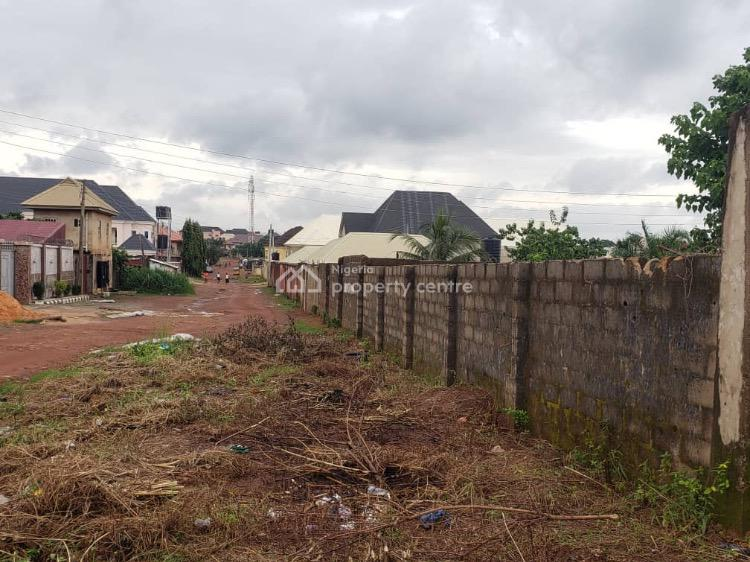 1150sqm Fully Fenced and Gated Land, Destiny Layout, Close to Herbertec and Thinkers Corner, Enugu, Enugu, Residential Land for Sale