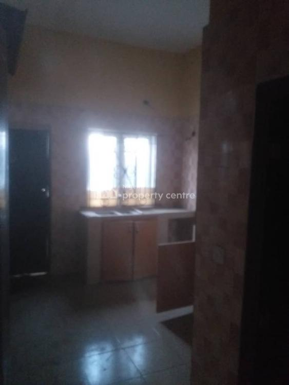 3 Bedrooms. 2 People in The Compound, Close to Thomas Estate, Ado, Ajah, Lagos, Flat for Rent