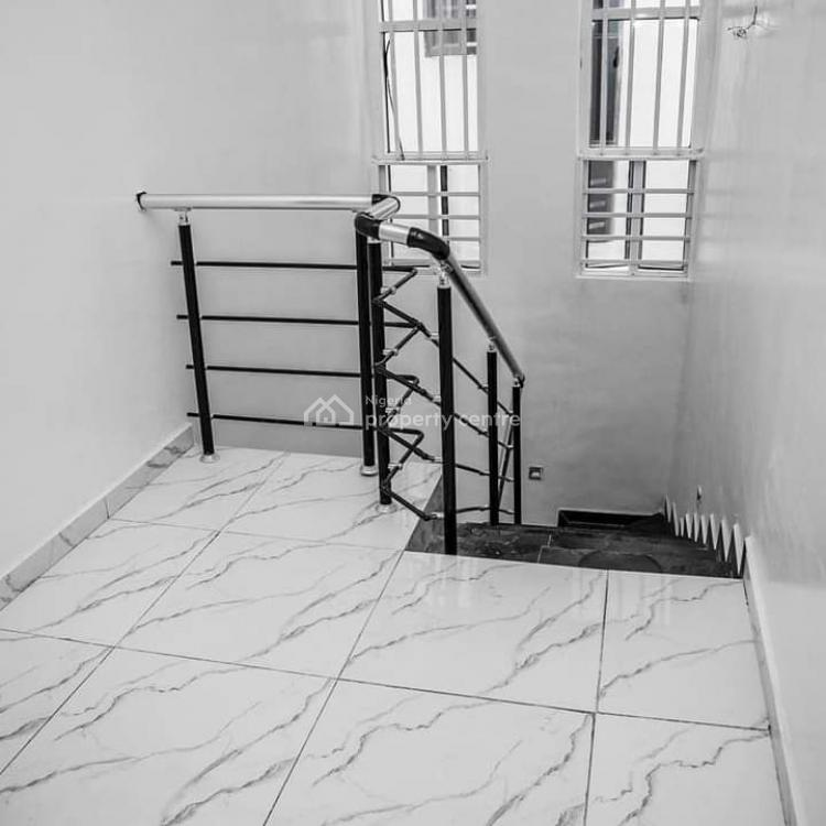 Executive and Newly Built 3 Bedrooms Terraced Duplex, Orchid Road, Lekki Phase 1, Lekki, Lagos, Terraced Duplex for Rent