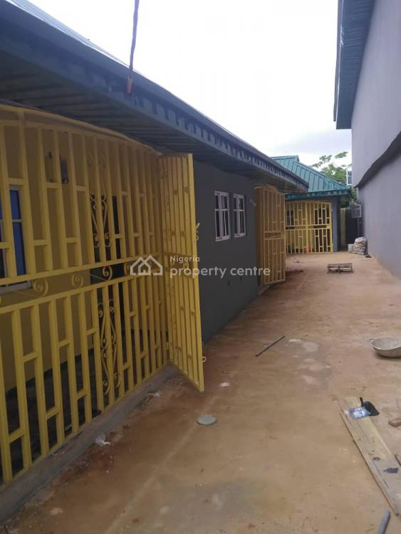 One Room Self Contained, Obe Sapele Road, Benin City, Oredo, Edo, Flat for Rent
