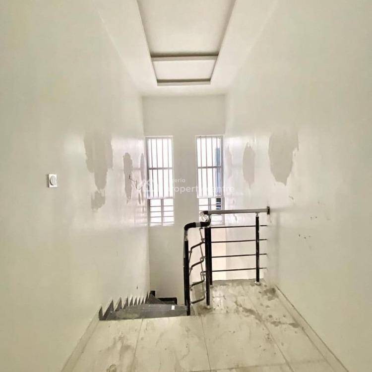Newly Built 3 Bedrooms Terraced Duplex, By 2nd Toll Gate, Lekki Phase 2, Lekki, Lagos, Terraced Duplex for Rent