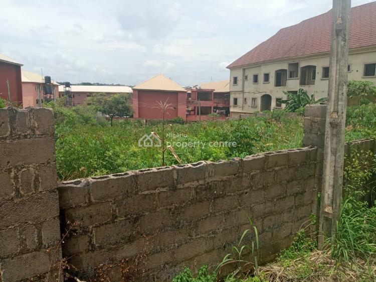 Strategic 3 Plots of Land Fenced with Gate, Golden Villa Estate, Beside Lomalinda Estate, Independence Layout, Enugu, Enugu, Mixed-use Land for Sale