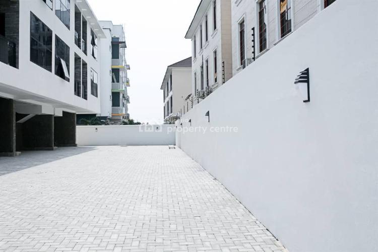 Exqusitively Furnished 4 Units of 4 Bedroom Terrace Duplex, Shoreline, Banana Island, Ikoyi, Lagos, Terraced Duplex for Sale