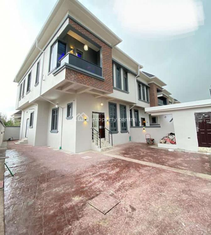 a Luxury Home of 4 Bedroom Semi Detached Super Finished with Bq, Ajah, Lagos, Semi-detached Duplex for Sale