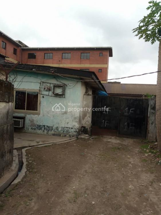 Bungalow on a Half Plot of Land, Off Brown Road, Aguda, Surulere, Lagos, Detached Bungalow for Sale