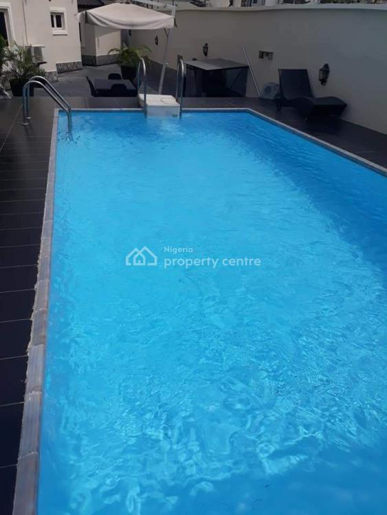 Luxury and Very Spacious 5 Bedroom Semi Detached House with Bq, Banana Island, Ikoyi, Lagos, Semi-detached Duplex for Rent