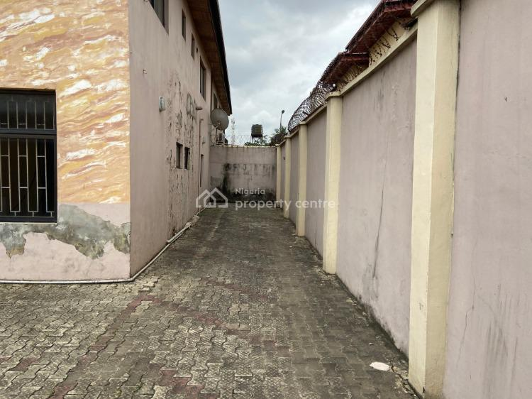 2 Units of 4 Bedrooms Semi Detached Duplex with C of O, Odusanmi Street, Off Wempco Road, Ogba, Ikeja, Lagos, Semi-detached Duplex for Sale