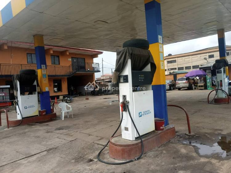 Filling Station Built on 3 Plots of Land with Dpr License, Alausa, Ikeja, Lagos, Filling Station for Sale