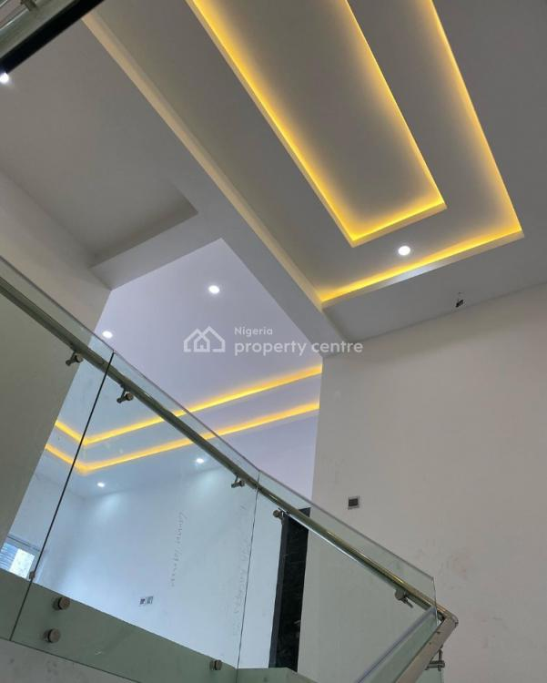 Brand New 5 Bedroom Fully Detached House with a Room Bq, Orchid Road, Lekki, Lagos, Detached Duplex for Sale