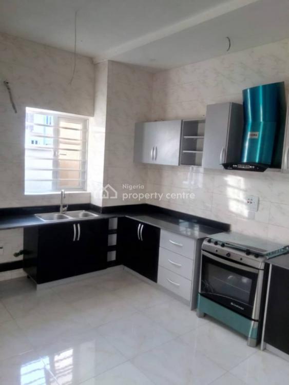 4 Bedrooms Detached Duplex Available, Chevron, Lekki, Lagos, Detached Duplex for Sale