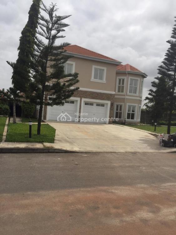Magnificent 5 Bedrooms Duplex with 2 Rooms Bq, Zone B, Nicon Town Estate, Nicon Town, Lekki, Lagos, Detached Duplex for Rent