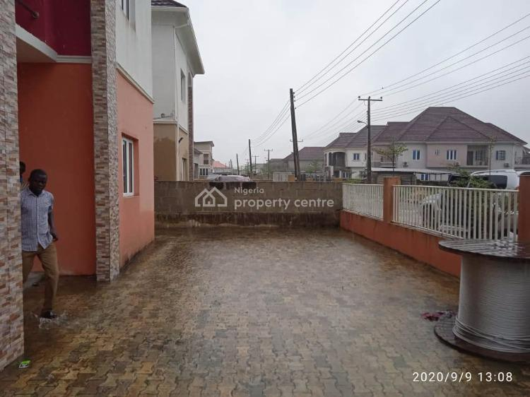 Newly Built 4 Bedrooms Fully Detached Duplex, Amity Estate, Sangotedo, Ajah, Lagos, Detached Duplex for Sale