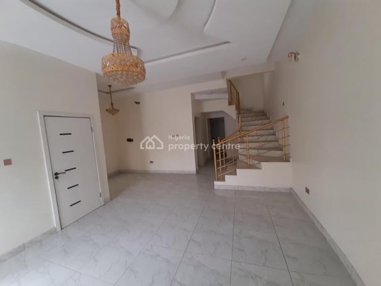 Luxury 4 Bedroom Duplex with Bq., Lekki Palm City, Ajah, Lagos, Semi-detached Duplex for Sale