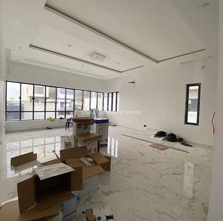 Elegantly Designed 5 Bedroom Fully Detached Duplex with Bq, Pinnock Beach Estate, Osapa, Lekki, Lagos, Detached Duplex for Sale