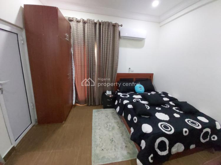 Fully Furnished Luxury Studio Apartment, Close to Zartech, Wuye, Abuja, Self Contained (single Rooms) Short Let