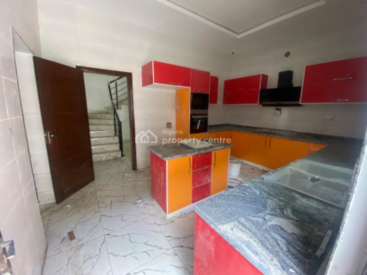 5 Bedroom Detached Duplex  with Bq, an Estate, Ologolo, Lekki, Lagos, Detached Duplex for Sale