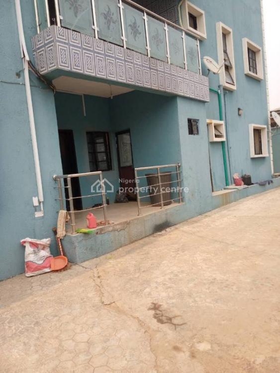 4 Bedroom Duplex, 2 Bedroom and Mini Flat., Gemade Estate., Egbeda, Alimosho, Lagos, Block of Flats for Sale