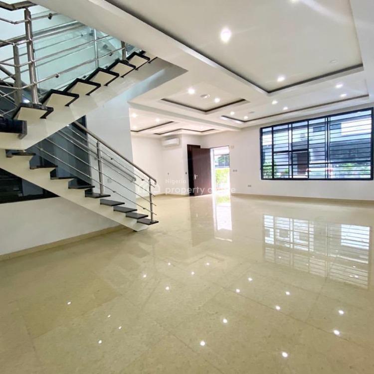 Newly Built 5 Bedroom Semi Detached Duplex Plus Boys Quarter., Along Banana Island Road., Banana Island, Ikoyi, Lagos, Semi-detached Duplex for Sale