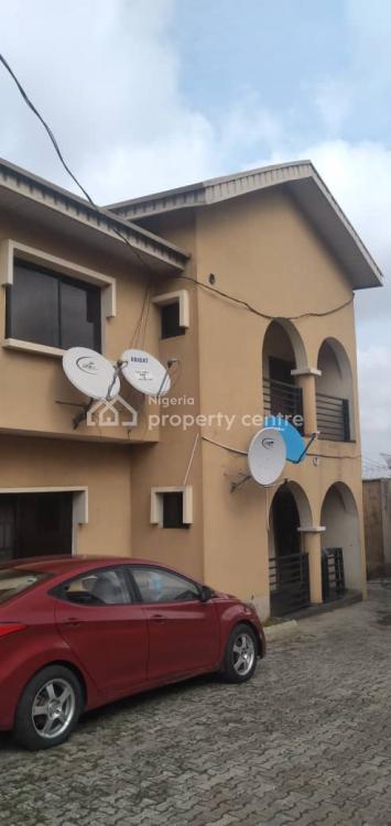 2 Numbers of 3 Bedrooms Flat, Off Bashiru Shittu Street Gra Phase 2,shagisha, Gra, Magodo, Lagos, Flat for Sale