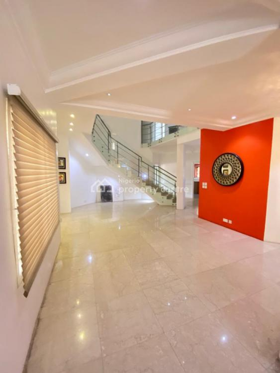 5 Bedroom Semi Detached Duplex with Bq, Osapa, Lekki, Lagos, Semi-detached Duplex for Sale