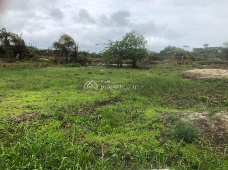 Dry Land Measuring 550sqm, Ocean Bay Estate, Orchid Hotel Road, Lafiaji,, Lafiaji, Lekki, Lagos, Residential Land for Sale