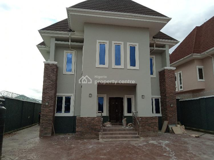 Beautiful 5 Bedroom Duplex with Bq and Security House in a Serene Area, Premier Layout, Independence Layout, Enugu, Enugu, Detached Duplex for Sale