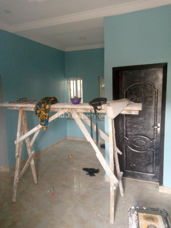 Newly Built 2 Bedroom Flat with Marvelous Facilities, Oke-ira, Ogba, Ikeja, Lagos, Flat for Rent