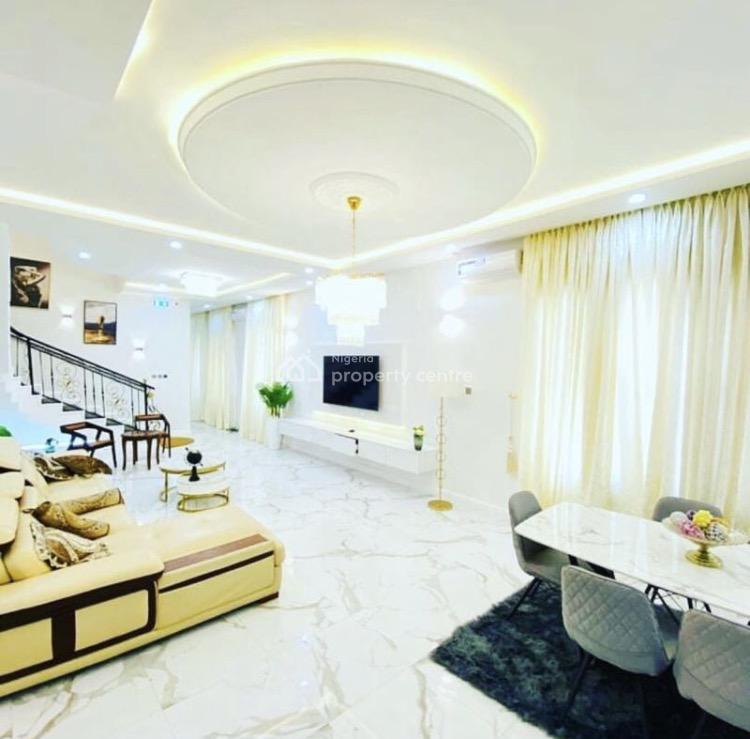 5 Bedroom Mansion with Swimming Pool, Lakeview Estate, Lekki Expressway, Lekki, Lagos, Detached Duplex for Sale