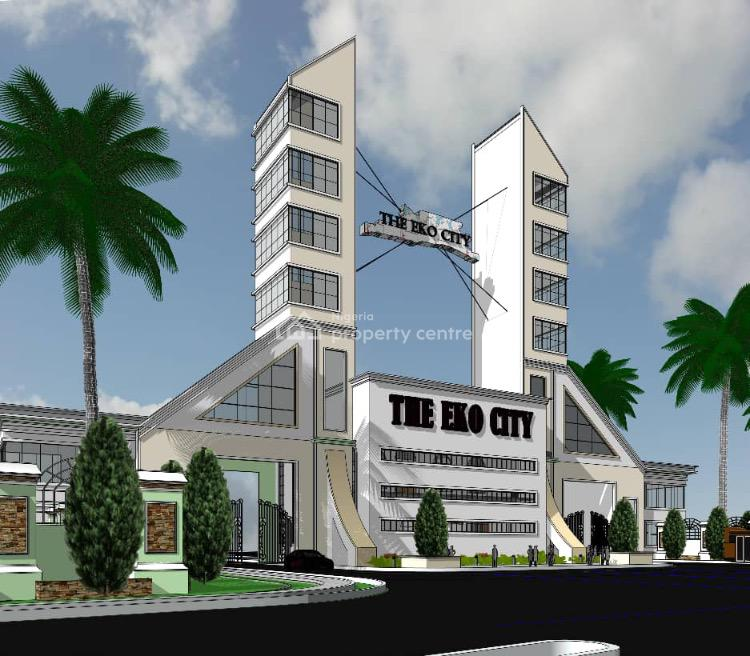 Dry Land, Eko City Parks and Gardens, Epe, Lagos, Mixed-use Land for Sale