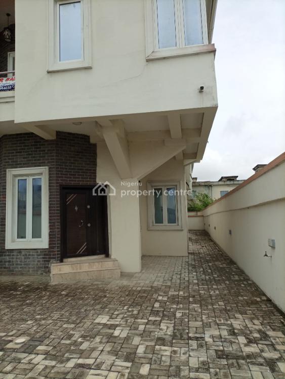 New 4 Bedroom Duplex + Bq, Off Ologolo Aro Road, Ologolo, Lekki, Lagos, Semi-detached Duplex for Sale