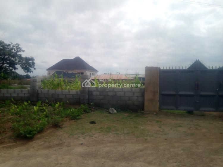 Land Measuring Over 1000sqm in a Good Location for a Good Price, Wuye, Abuja, Residential Land for Sale