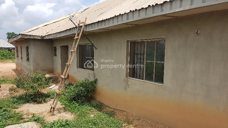 Finished and Functional Semidetached Bungalow House, Olorunda, Ojoo, Ibadan, Oyo, Semi-detached Bungalow for Sale