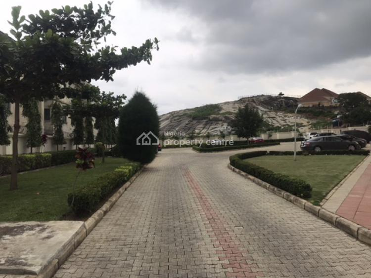 Exclusively Finished & Fully Serviced 3 Bedroom Apartment with Bq., No 19 Maccido Dahaltu Street, Katampe Extension, Katampe, Abuja, Flat for Rent