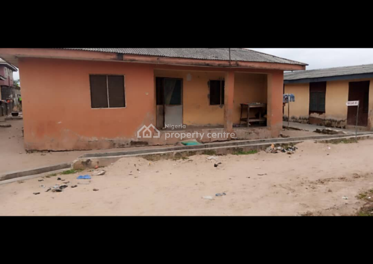 Bungalow  in Iba New Site, Oladeinde Street, Iba, Ojo, Lagos, Detached Bungalow for Sale