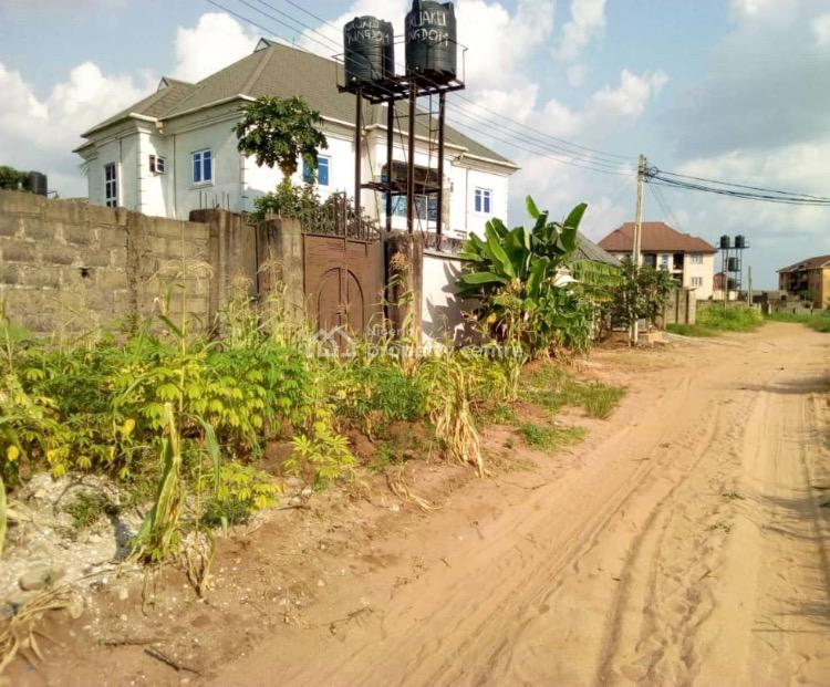2 Plots of Land Located in a Well Developed Area,registered & Fenced, Owerri, Imo, Residential Land for Sale