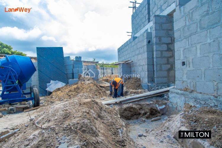 3 Bedroom All Rooms En-suite Semi-detached Duplexes with Bq, Inside Firstland Estate Vantage Courts Phase 2, Bogije, Ibeju Lekki, Lagos, Semi-detached Duplex for Sale